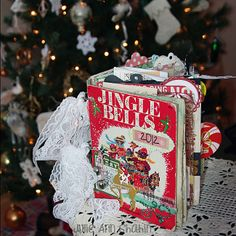 Inspiration for Generation C 2.00: My December Daily/Journal Your Christmas Mini 2012 Part 1 - Julie Ann Shahin