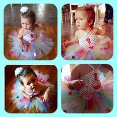 1st Birthday tutu dress by BabyLove777Boutique on Etsy, $40.00