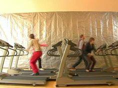 OK Go - Here it Goes Again! laugh, musicvideo, funni, treadmills, dance videos, treadmil danc, workout routin, treadmill dance, music video