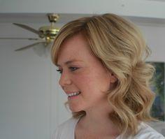 curling hair, hair tutorials, sky, straighten, makeup, curls, hairstyl, beauti, curl hair