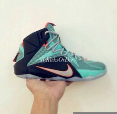 Nike LeBron XII 12 First Look (2)