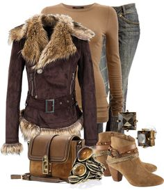 """""""CowGirl"""" by lagu on Polyvore"""