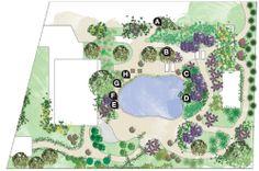 Caminhos floridos – dicas para ter um jardim de contemplação - Casa