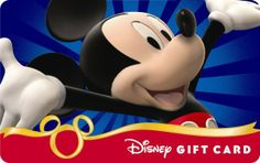 Reminder: Win $250 Disney gift card from us!