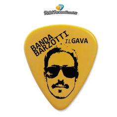 Plettri Personalizzati per Banda Barzotti
