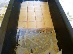 SPLENDID LOW-CARBING BY JENNIFER ELOFF: Creamy Freezer Fudge