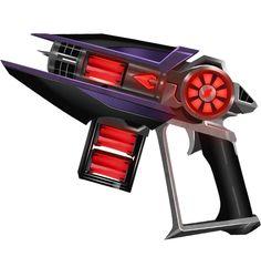 Slug Arsenal - Gear -Harbinger Firestorm