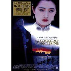 So beautiful & again...tragic. Gong Li is also just so beautiful...