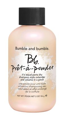 Beauty Must-Have: Bumble & Bumble Prêt-a-Powder