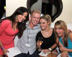Bachelor alum Molly Malaney attends La Belle Reves Bachelorette Fashion Show