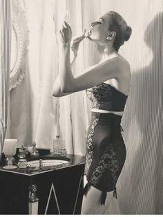#vintage #lingerie