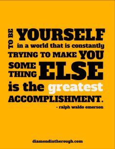 -Ralph Waldo Emerson