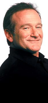 "Robin Williams (""Mrs. Doubtfire""; ""Jakob the Liar""; ""Patch Adams""; ""Night at the Museum"")"