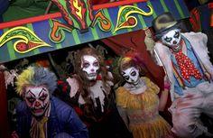 DFW haunted houses