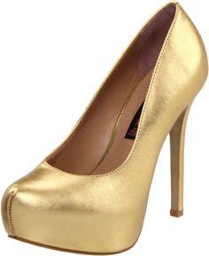 christma shoeswwwebayheelcom, platform pumpgold, golden pump, prosprus platform, madden women, gold leather pumps, steve madden, gold pump, women prosprus