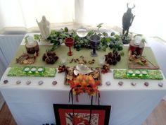 symmetrical Altar.