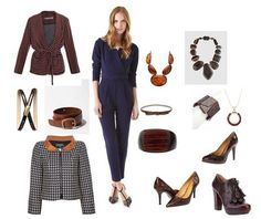 Business Chic Stylist Advice | How to wear navy with brown  http://www.focusonstyle.com/stylist-advice/business-chic-stylist-advice-how-to-wear-navy-with-brown/ #businesschic