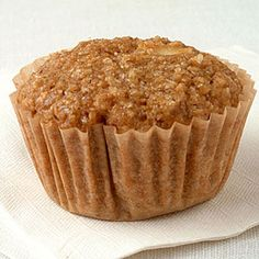 Healthy Muffin Recipes | Double Apple Bran Muffins | CookingLight.com
