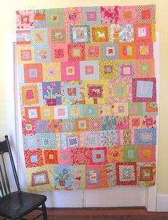 I LOVE patchwork quilts!!! Patchwork Quilt