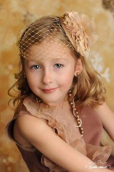 Olivia Heiress Hat-