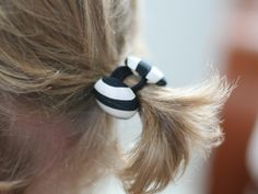 Pony-tail holder...or as my Minnesota friends would say: hair binders