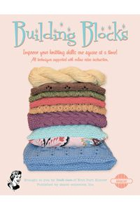 Building Block Pattern Book by Skacel - Alpaca Direct