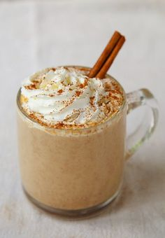 One of the best things about fall: pumpkin spice! #Pumpkin #PumpkinSpice #Yum