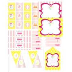 #FREE #Mothers #Day #Party Printables from 9 to 5 Mom