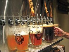 405-mile route between Denver and Durango, Colorado.  Contains 40 breweries, beer bars, and brew pubs.
