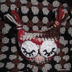 free #crochet owl pattern from @Jessie_AtHome