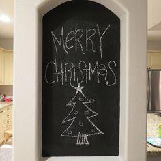 Chalkboard Art Niche