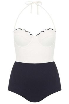 Plus Size Bathing Suits for Curvy Girls   StyleCaster