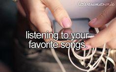 music, gir thing, favorit song, life, reason, favourit song, songs, smile, listen
