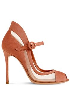 Gianvito Rossi - Accessories - 2013 Fall-Winter Frm bd: Foot Fetish