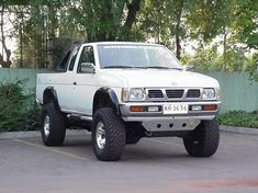 JPSNISSANs 1993 Nissan Pickup