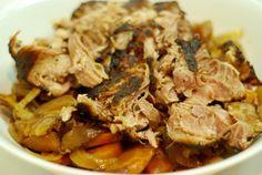 slow cooker pork shoulder roast
