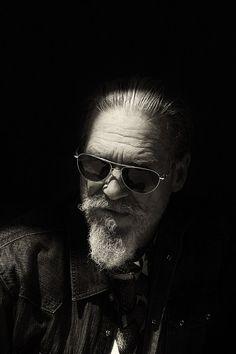 Jeff Bridges by Kurt Iswarienko.