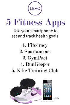 Five of the Best Fitness Apps
