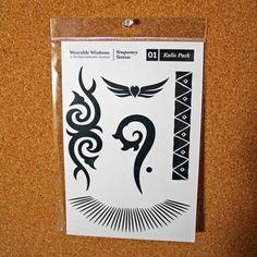 Kalis Tattoo pack
