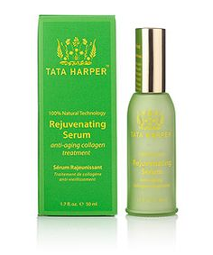 Find the amazing Rejuvenating Serum and the Tata Harper line at Spirit Beauty Lounge.