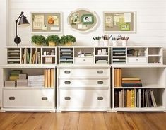 office organization, office storage, organizations, shelv, craft room storage, organization ideas, pottery barn, home offices, craft rooms