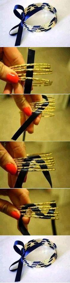 DIY : Instant Bracelet | DIY & Crafts Tutorials