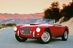 Steve McQueen's 1953 Siata 208/S Spider
