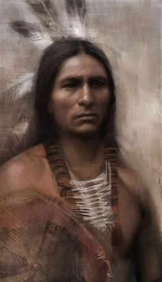 Sioux Warrior                                                                                                                                                                                                                                                                                                                                                                           ❤American Indian➸❤