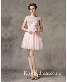 Sweet Pink Lace Tull