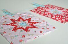 folded stars | Quilt blocks √
