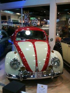 VW Beetle Classic - #Dulles #LoudounCounty #SterlingVA #VW #Volkswagen