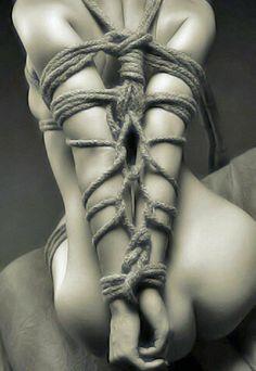 Dear WholeFamily Japanese bondage knots longer