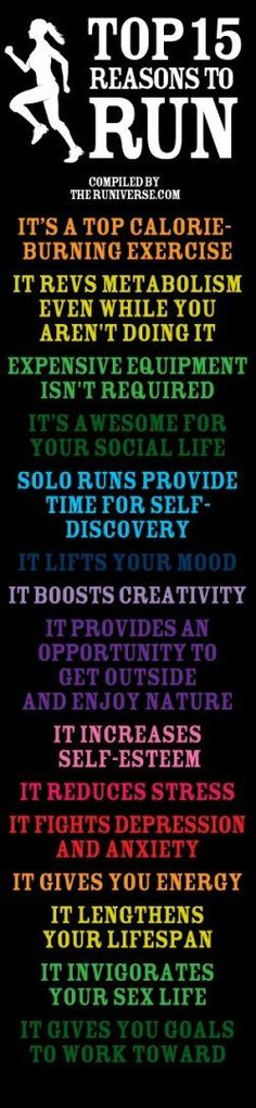 Good Running Motivational Quotes :)  Top 15  I need to start running. Ill do everything but run, and i think its time to give it a good try.