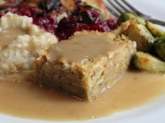Cracker Dressing & Stuffing Recipe -- Old Fashioned Cracker Stuffing/Dressing for the Holidays